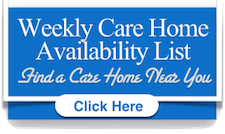 Care Home Availability List