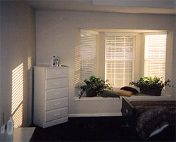 Total Loving Care bedroom