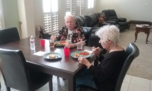 We Are Family Residential Care Home Dining